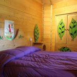 Dormez dans une maison insolite en forme de champignon