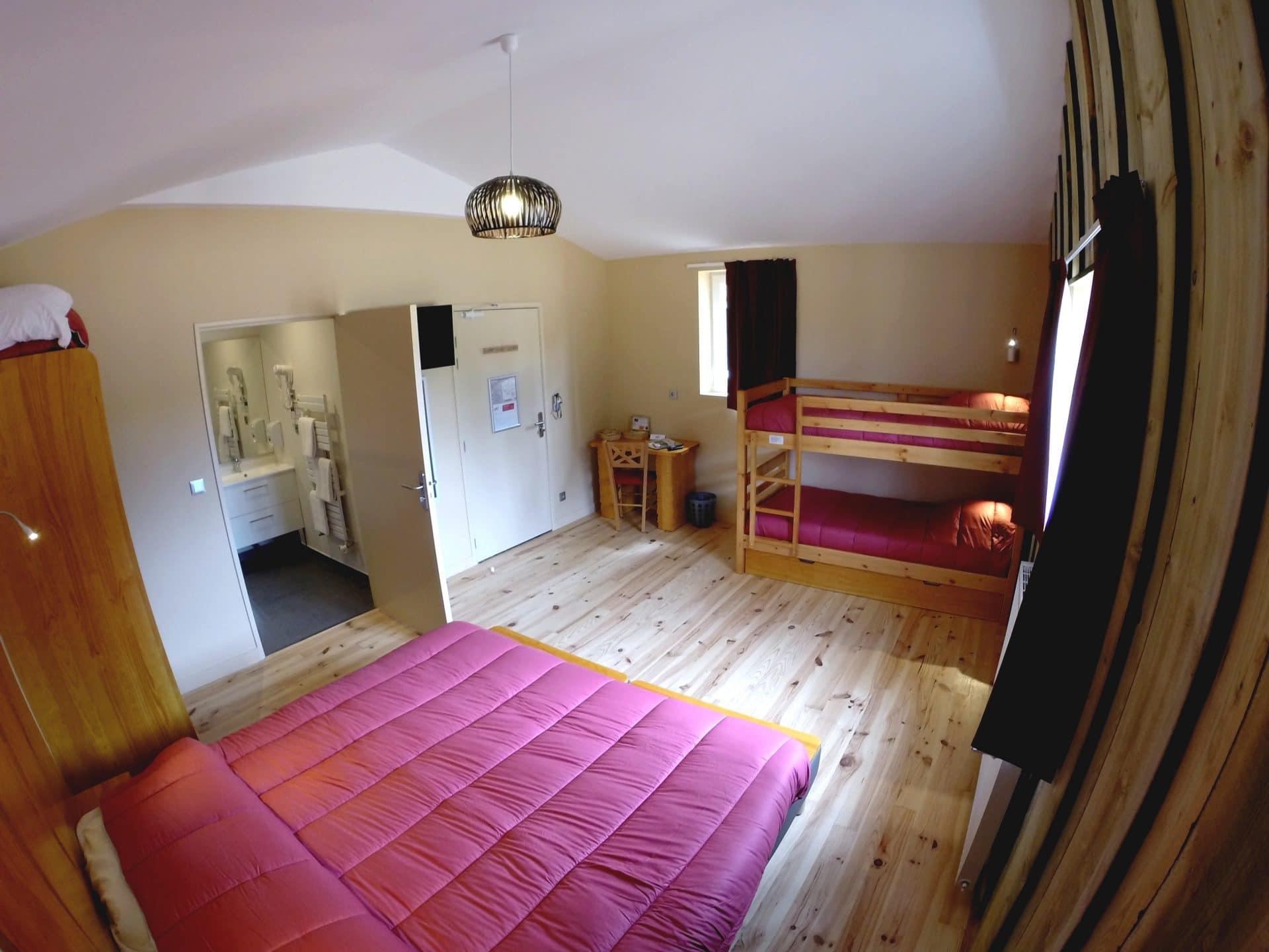 Chambre 2 4 personnes defiplanet - Hotel chambre 4 personnes ...