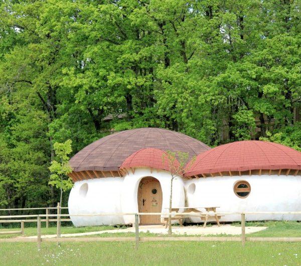 Une Maison Champignon dans la Vienne
